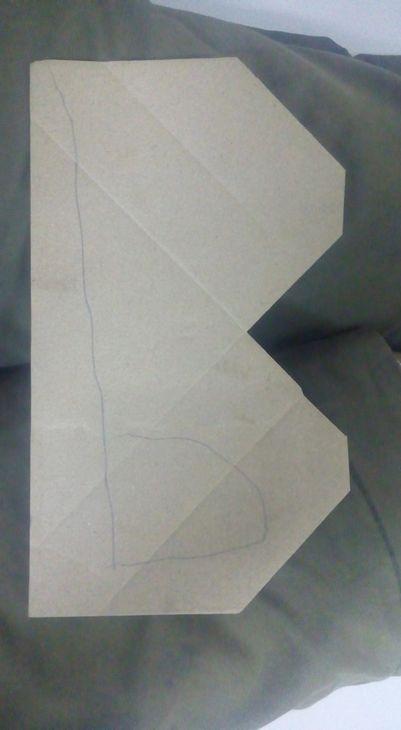 mẫu giấy cắt rập